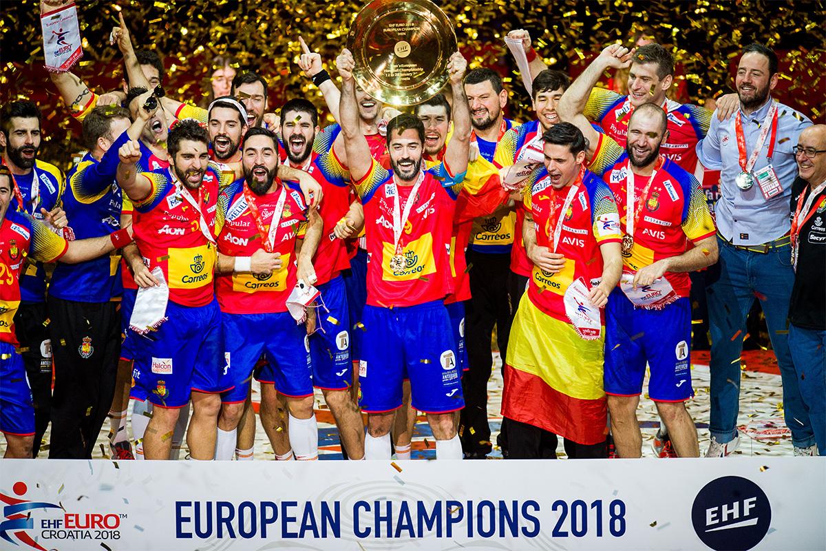Calendario Europeo Balonmano 2020.Espana Noruega La Proxima Semana Se Ponen A La Venta Las Entradas